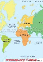 continents world