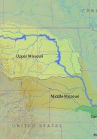 Missouri rivereco regions