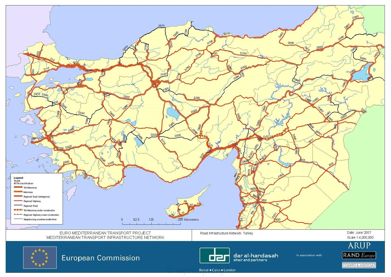 road map of turkey download Map Pictures