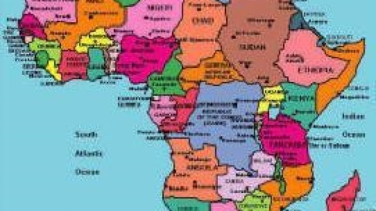 Image of: Where Is Egypt Africa Maps Where Is Egypt On World Map