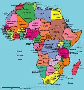 Where Is Egypt Africa Maps Where Is Egypt On World Map - What country is egypt in