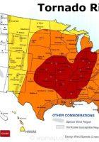 Map of Tornado