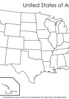 Map Of Us States Labeled Us Map States Numbered Labeled With - Us map states labeled