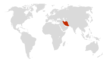 Map of iran map pictures map of iran gumiabroncs Gallery