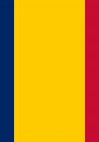 Flag of Chad – History of Chad Flag – Chad Flag – Map of chad