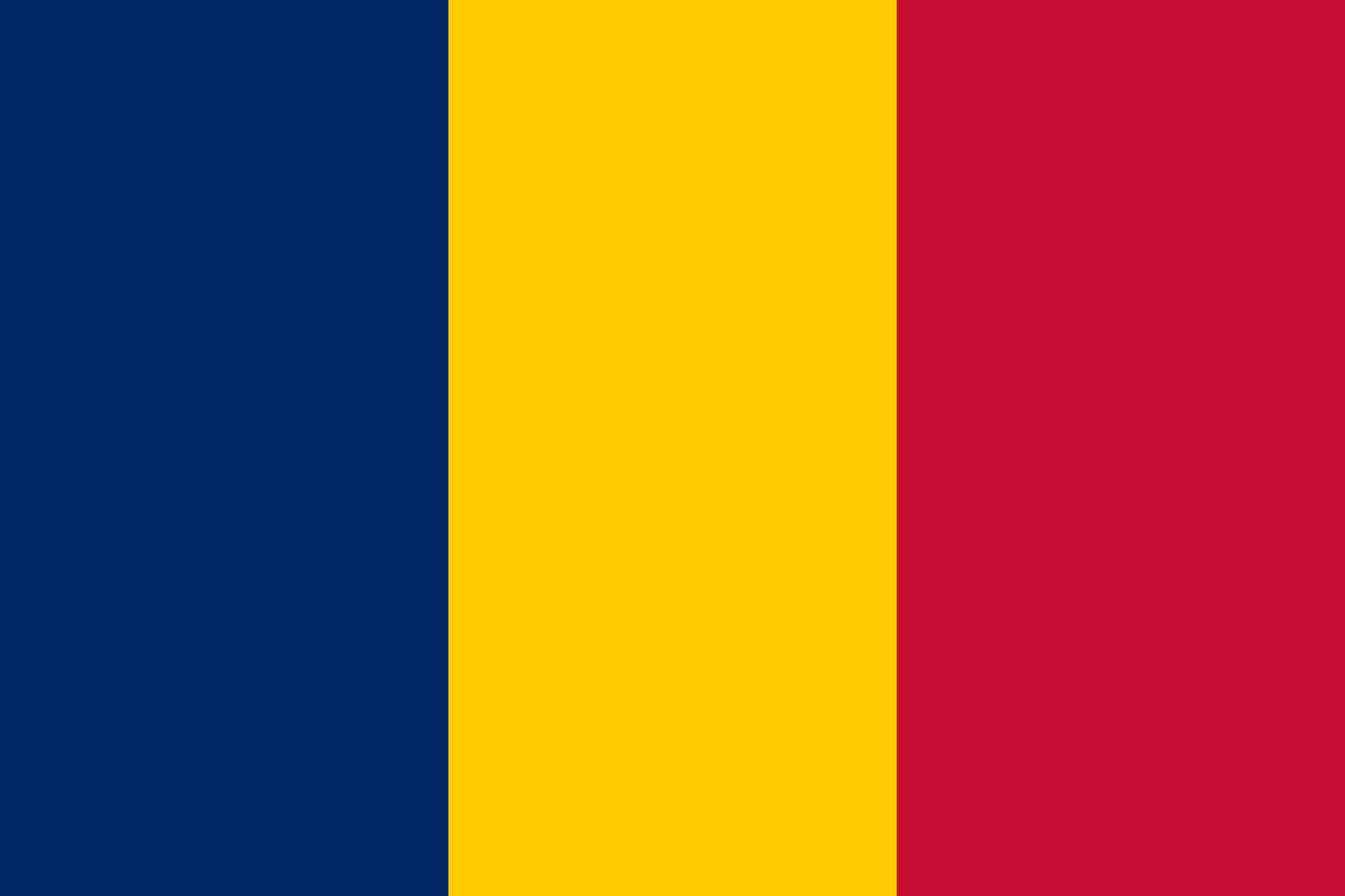 flag of chad