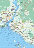 Istanbul Neighborhood Map
