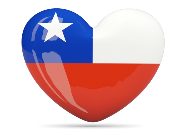flag of chile map pictures