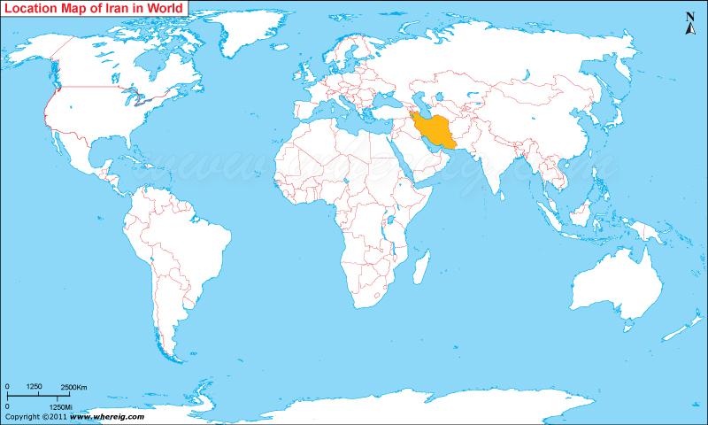 iran-location-map