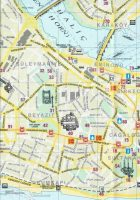 Road Map of istanbul City