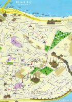 private istanbul tours maps