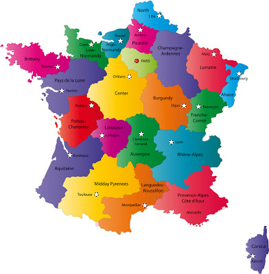 France Map Pictures Photos
