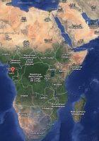 images for gabon map