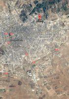 map of manbij