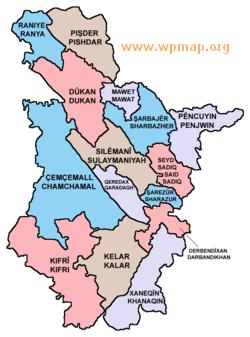 Silemani governorate 2017